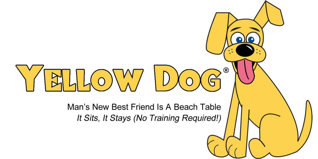 Yellow Dog Table