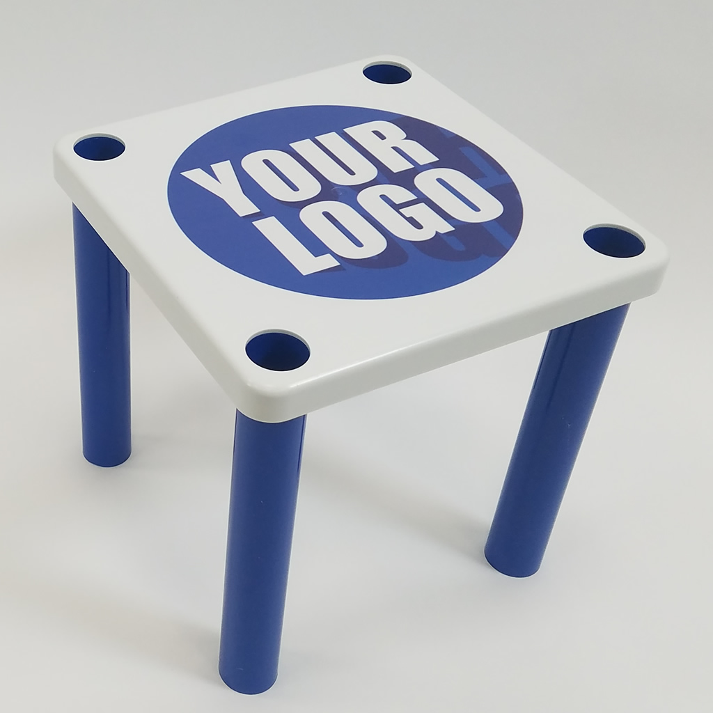 Put Your Label On Our Table